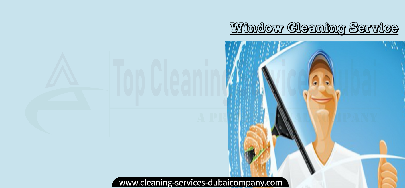 Window Cleaning Dubai