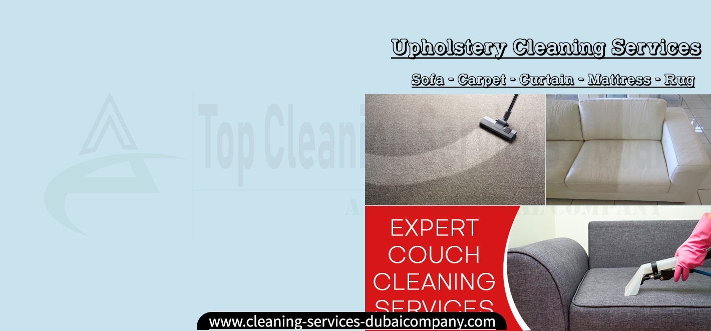 Upholstery Cleaning Dubai